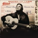 Cover JOHNNY CASH, bootleg 1: personal file