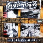 Cover SMOGTOWN, incest & pestilence