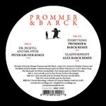 Cover PROMMER & BARCK, dr. jeckyll and mr. hyde (peter kruder rmx)