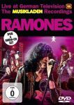 RAMONES, live at german television cover