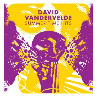 DAVID VANDERFELDE, summer time hits cover
