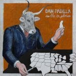Cover DAN PADILLA, as the ox plows