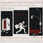 Cover V/A, dramatic funk themes #3