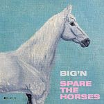 BIG N, spare the horses cover