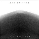Cover JUNIOR BOYS, it´s all true