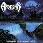 AMORPHIS, tales from the thousand lakes cover