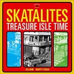 SKATALITES, treasure isle time cover