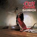 OZZY OSBOURNE, blizzard of ozz cover