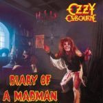 OZZY OSBOURNE, diary of a madman cover