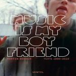 Cover MARTIN BÜSSER, music is my boyfriend