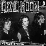 Cover DEAD MOON, defiance