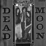 DEAD MOON, unknown passage cover
