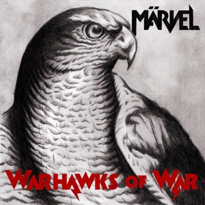 MÄRVEL, warhawks of war cover