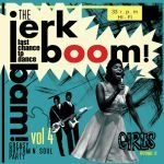 Cover V/A, jerk! boom! bam! vol. 4