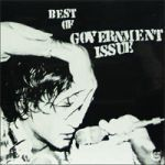 Cover GOVERNMENT ISSUE, best of