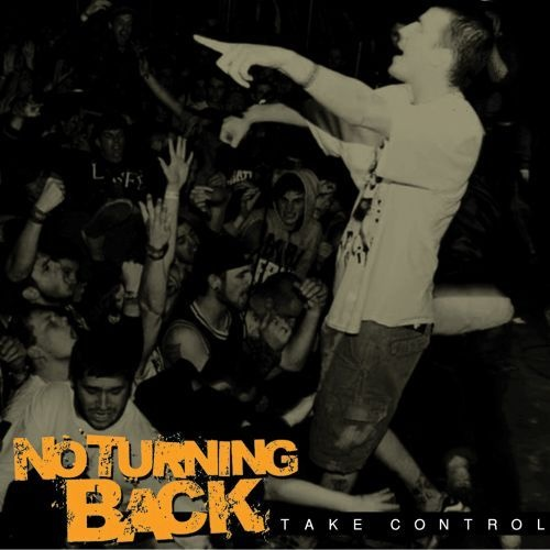 Cover NO TURNING BACK, take controll