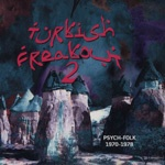 Cover V/A, turkish freak out 2 (psych folk 1970-78)
