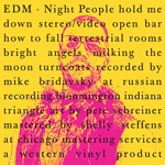 Cover EDM (EARLY DAY MINERS), night people
