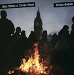Cover STEVE MASON & DENNIS BOVELL, ghosts outside