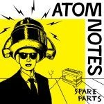 Cover ATOM NOTES, spare parts