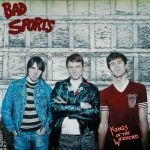 BAD SPORTS, kings of weekend cover