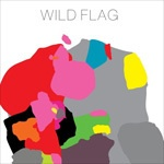 Cover WILD FLAG, s/t