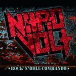 Cover NITROVOLT, rock´n´roll commando