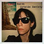 PATTI SMITH, outside society cover