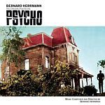Cover BERNARD HERRMANN, psycho: the original filmscore