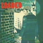 Cover LOADED, bloodshot forget-me-nots