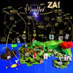 ZA!, megaflow cover