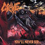 Cover GRAVE, you´ll never see