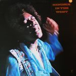 Cover JIMI HENDRIX, in the west
