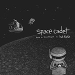Cover KID KOALA, space cadet ep