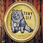 Cover TONY SLY, sad bear
