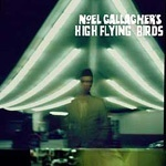 NOEL GALLAGHER´S HIGH FLYING BIRDS, s/t cover