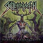 Cover SKELETONWITCH, forever abomination