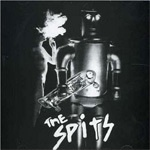 Cover SPITS, first self titled