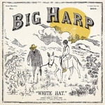 BIG HARP, white hat cover