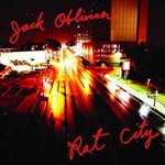 JACK OBLIVIAN, rat city cover