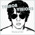 Cover TERROR VISIONS (JAY REATARD), world of shit expanded