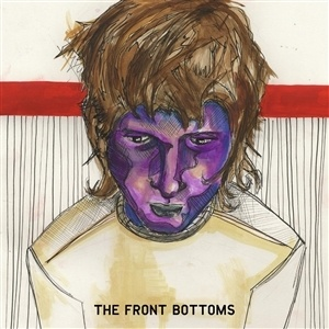 FRONT BOTTOMS, s/t cover