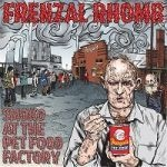 Cover FRENZAL RHOMB, smoking at the pet food factory