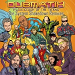 Cover DUBMATIX, clash of the titans