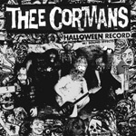 THEE CORMANS, halloween record w/ sound effects cover