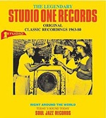 Cover V/A, legendary studio one records