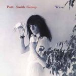 PATTI SMITH, wave cover