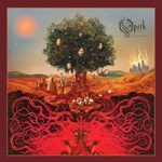 Cover OPETH, heritage