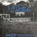 Cover EXIT CONDITION, days of wild skies