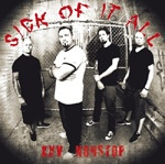 SICK OF IT ALL, nonstop cover
